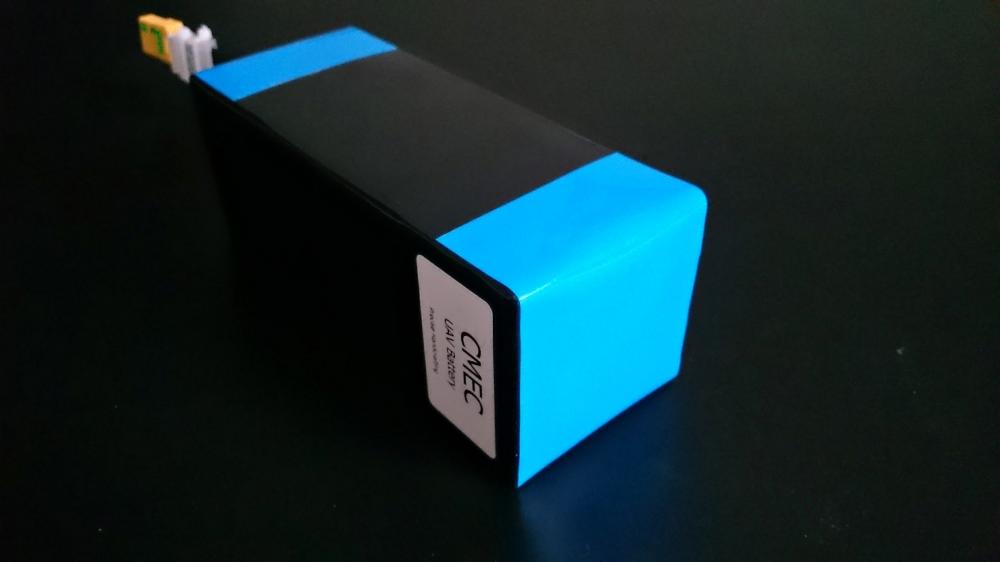 6S6P 22.2V 60A NCR18650GA battery pack