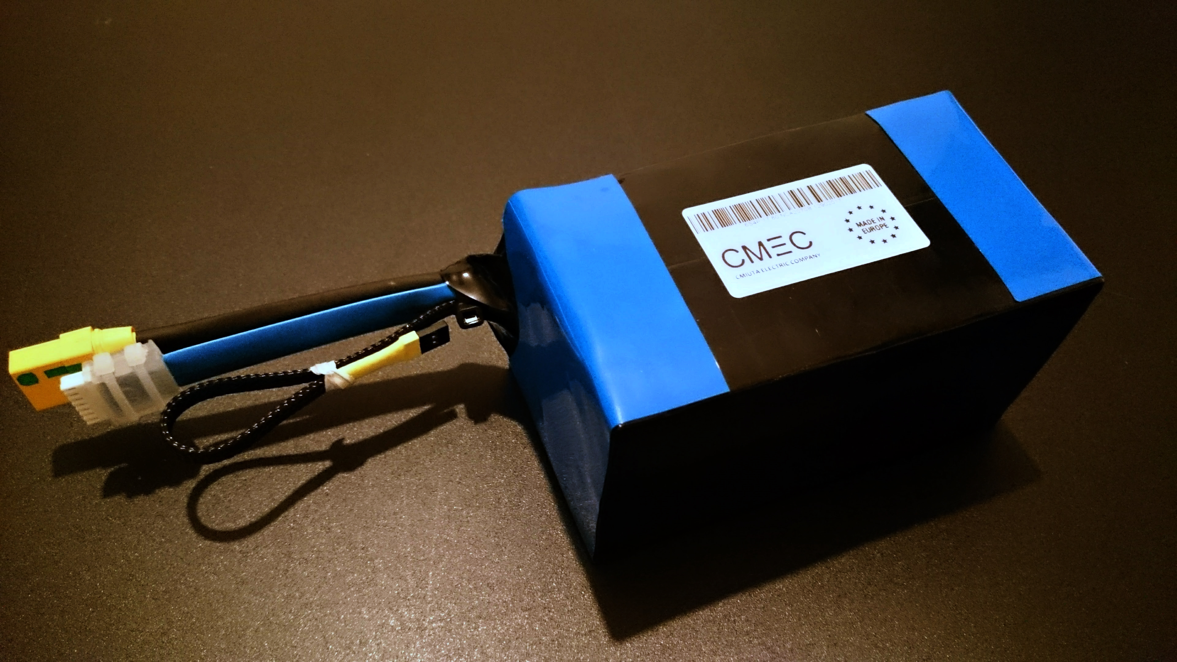 CMEC Lithium-Ion Battery Pack for UAVs