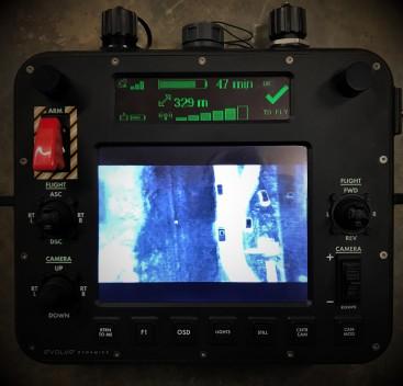 Evolve Dynamics UAV GCS